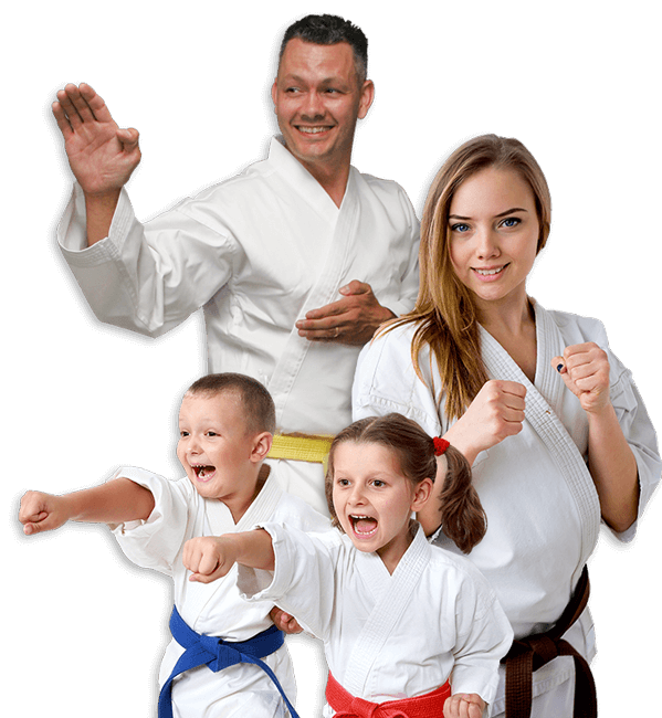 Martial Arts Lessons for Kids in Bayonne NJ - Kids Adults Group Martial Arts Home Banner